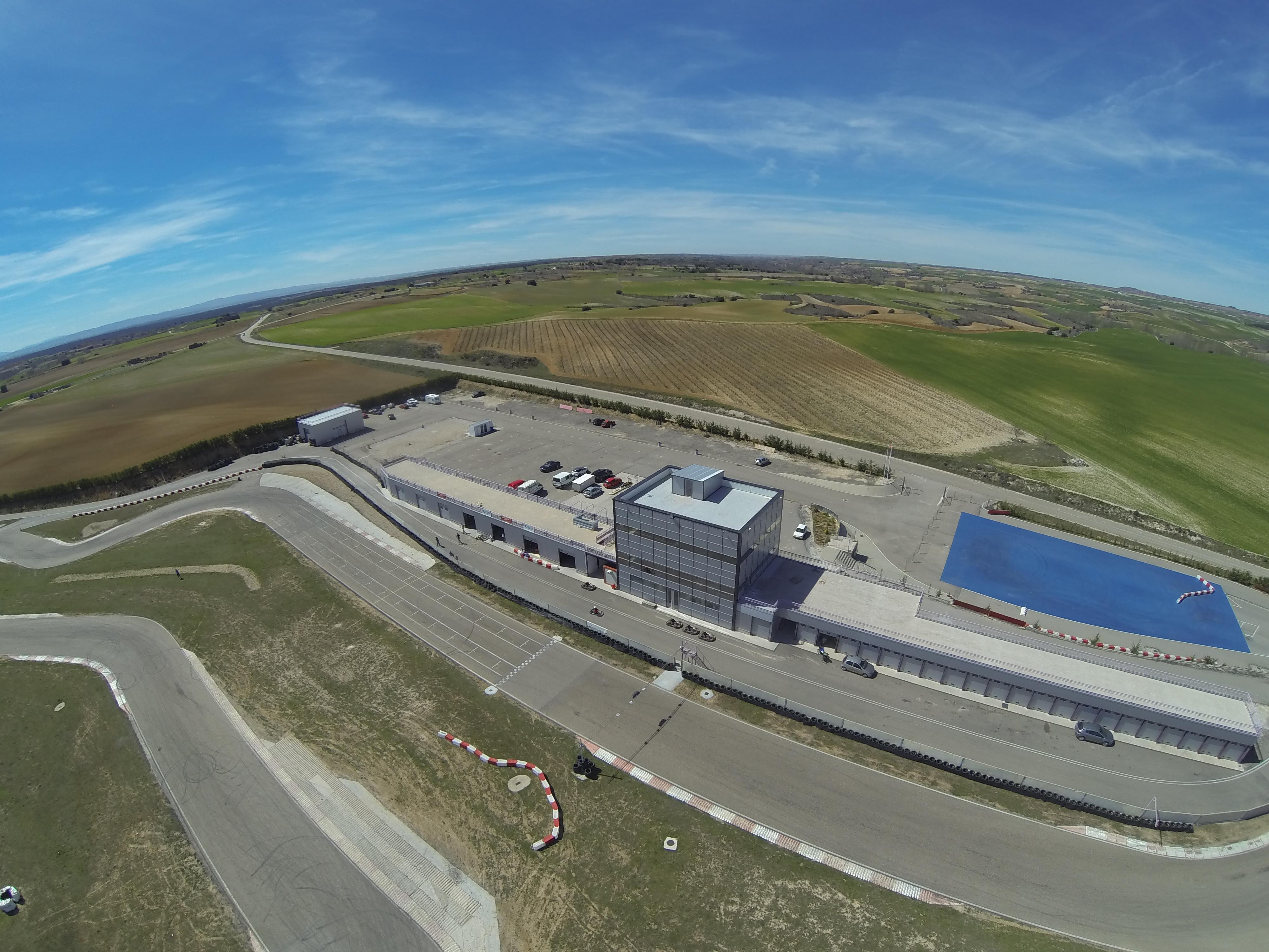 Circuito Kotarr : Ficha técnica de circuito kotarr